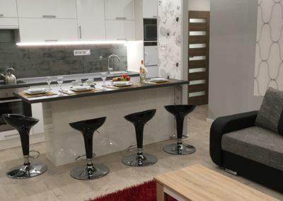 Gutenberg Apartments - 21-es Apartman - Konyha