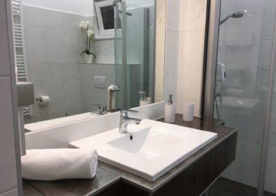 Gutenberg Apartments - 21-es Apartman - Fürdőszoba