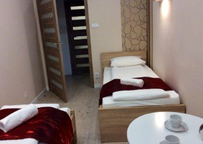 Gutenberg Apartments - 21-es Apartman: Hálószoba