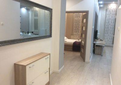 Gutenberg Apartments - 22-es Apartman: Folyosó