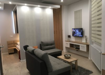 Gutenberg Apartments - 20-as Apartman: Nappali