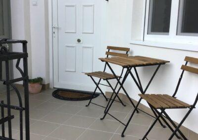 Gutenberg Apartments - 22-es Apartman: Bejárat