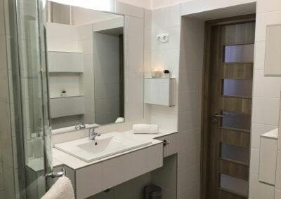 Gutenberg Apartments - 22-es Apartman: Fürdőszoba